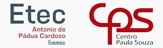 Etec Antônio de Pádua Cardoso de Batatais